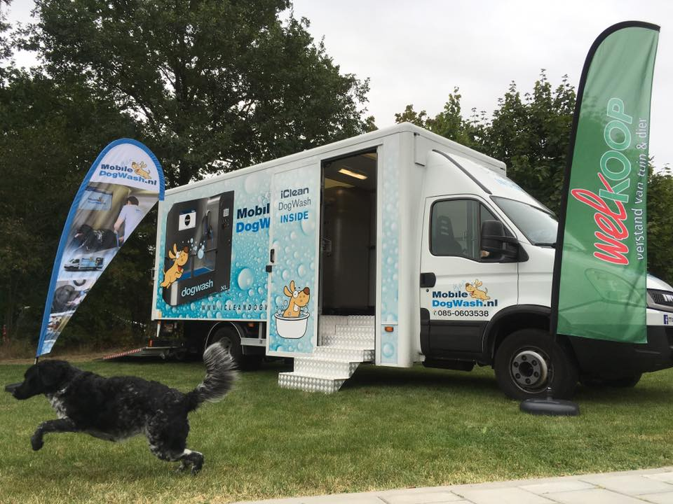 Mobile DogWash