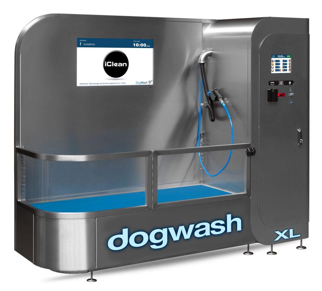 Nouvelles implantations dogwash
