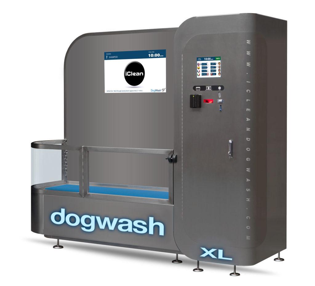 Dogwash XL coté droit