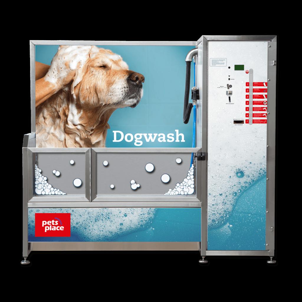 Visuel personnalisation Dogwash PetsPlace