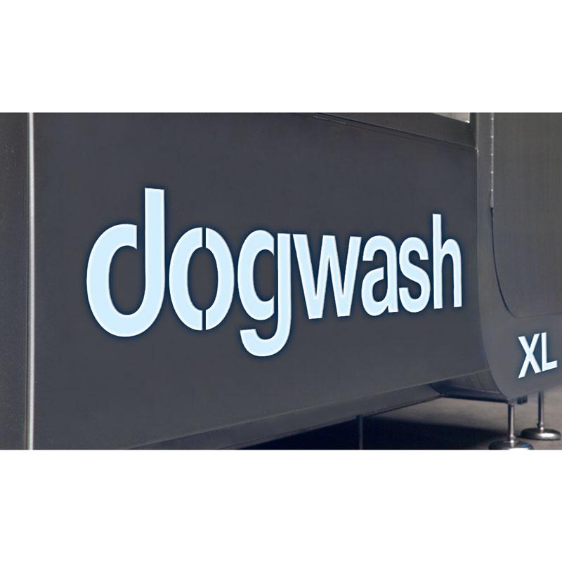 Enseigne Dogwash