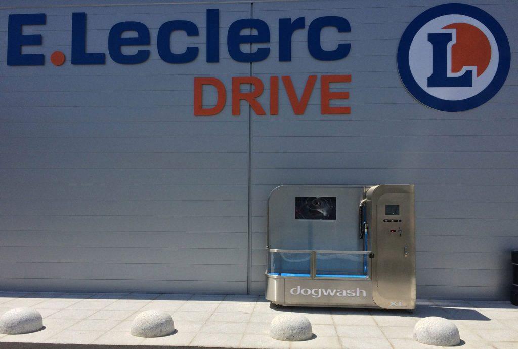 Dogwash Leclerc en Corse
