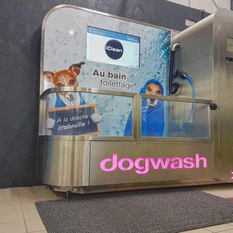 Dogwash bricoleclerc Andrezieux Boutheon