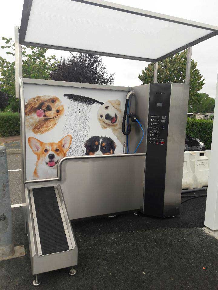 Dogwash Toulouse Balma